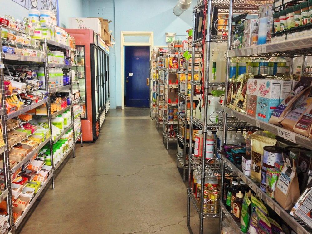 Vegan Grocery List - Food Fight