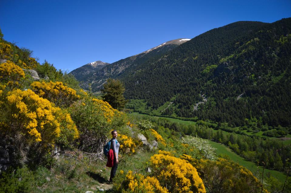 Hiking the Cami dels Bons Homes as a Vegan