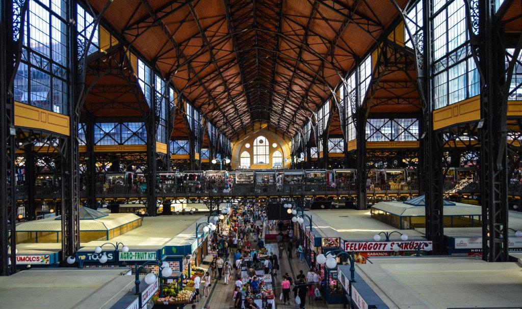 Belvárosi Piac Market