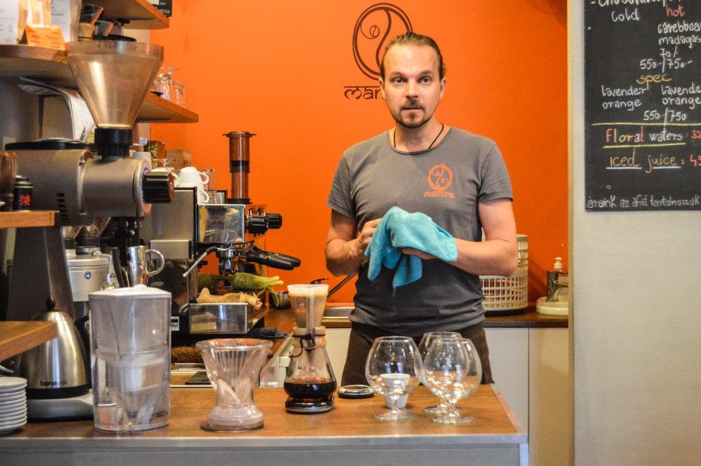 Mantra Specialty Coffee Minibar