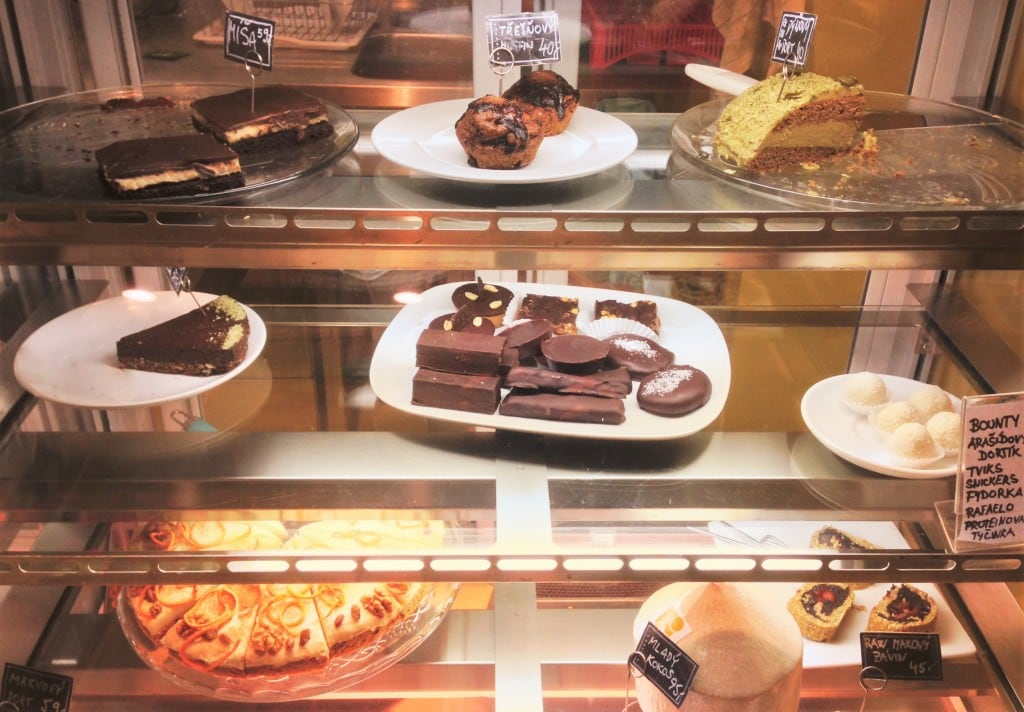 Puro Vegan Desserts in Prague