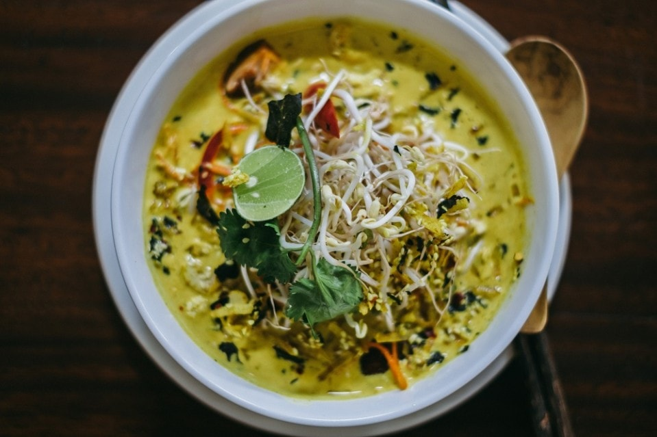 Vegan Restaurants in Ubud