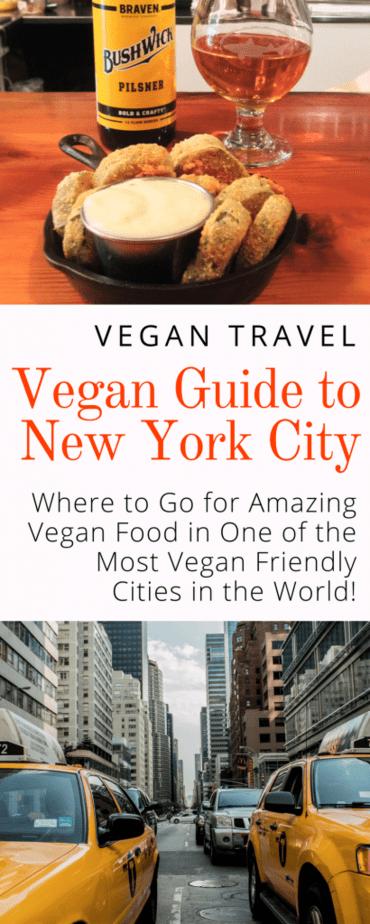 the best vegan food in new york city