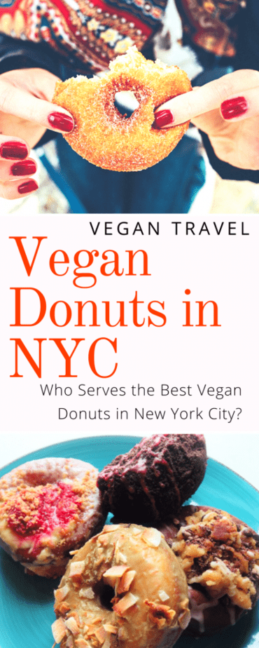 the best vegan donuts in nyc
