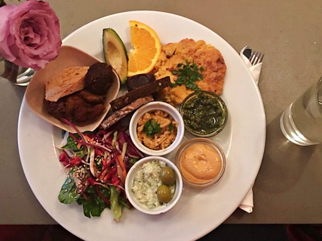 vegan food in denmark