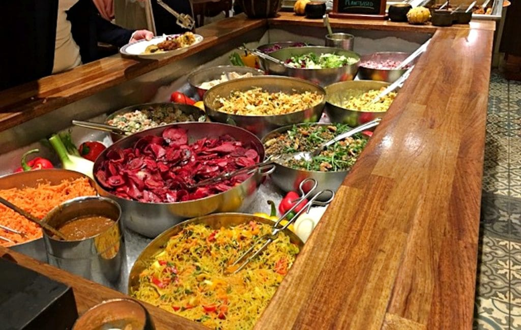 best vegan food in stockholm