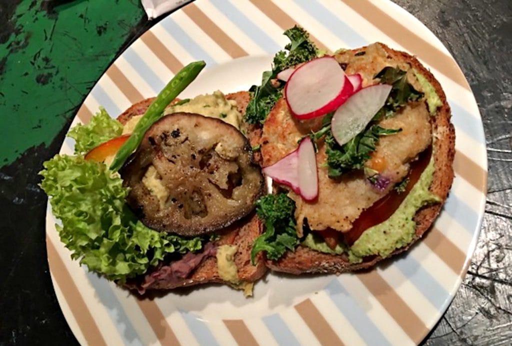 vegan restaurants in oslo