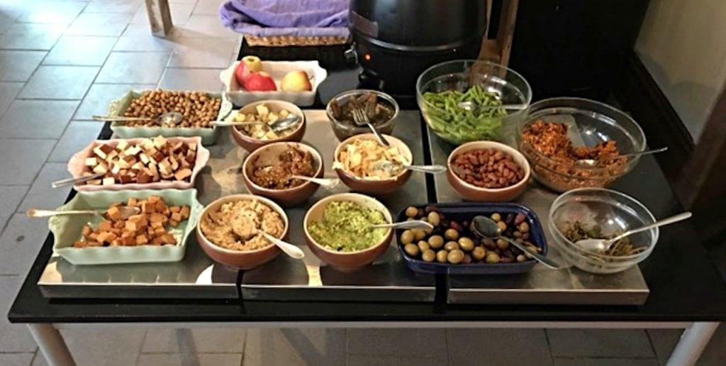 best vegan food in malmo