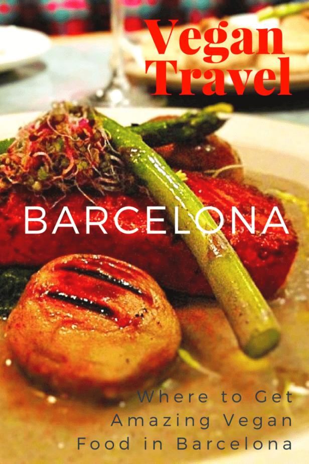 best vegan restaurants in barcelona
