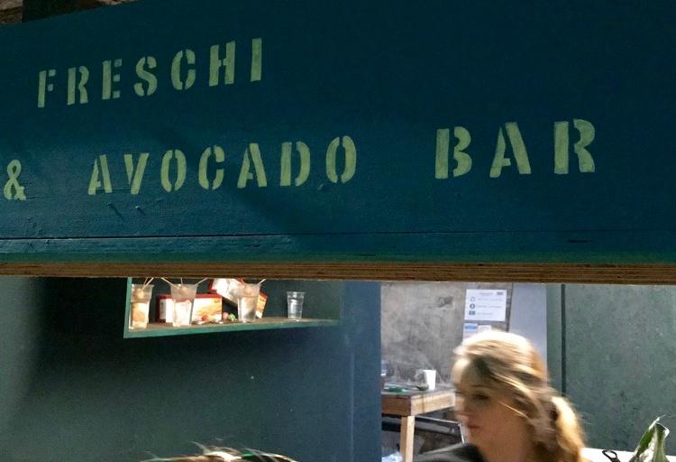 Avo Bar London