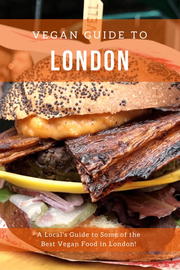 best vegan food in London