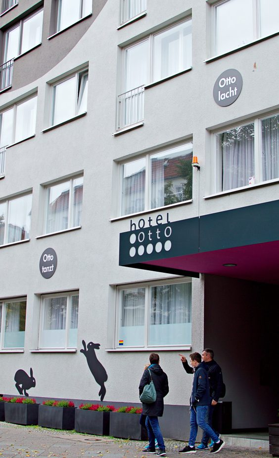 vegan-friendly hotel berlin