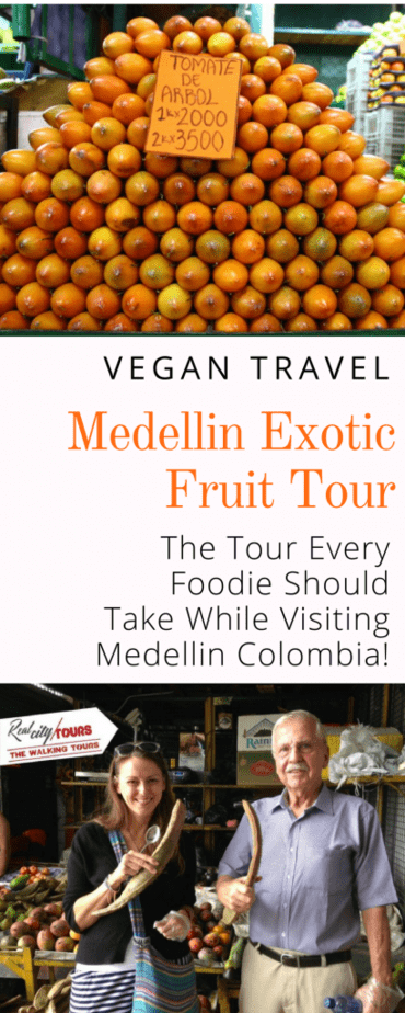 Medellin Exotic Fruit Tour