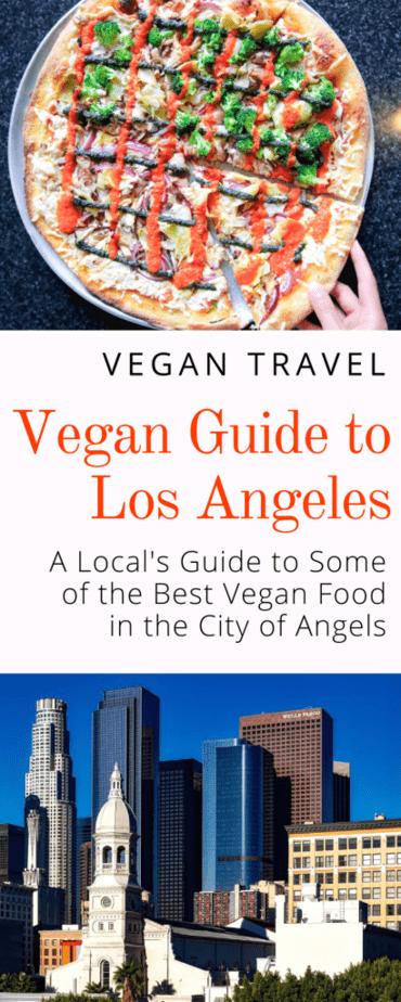 best vegan food in Los Angeles