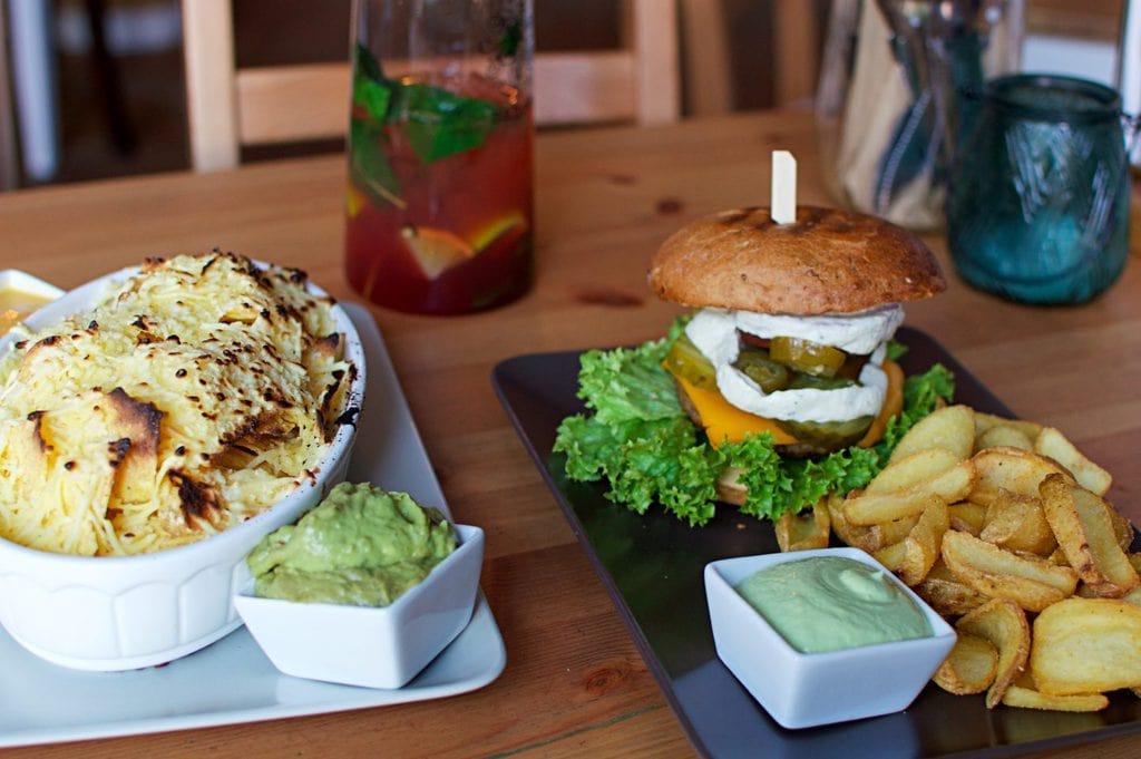 best vegan food in Hamburg
