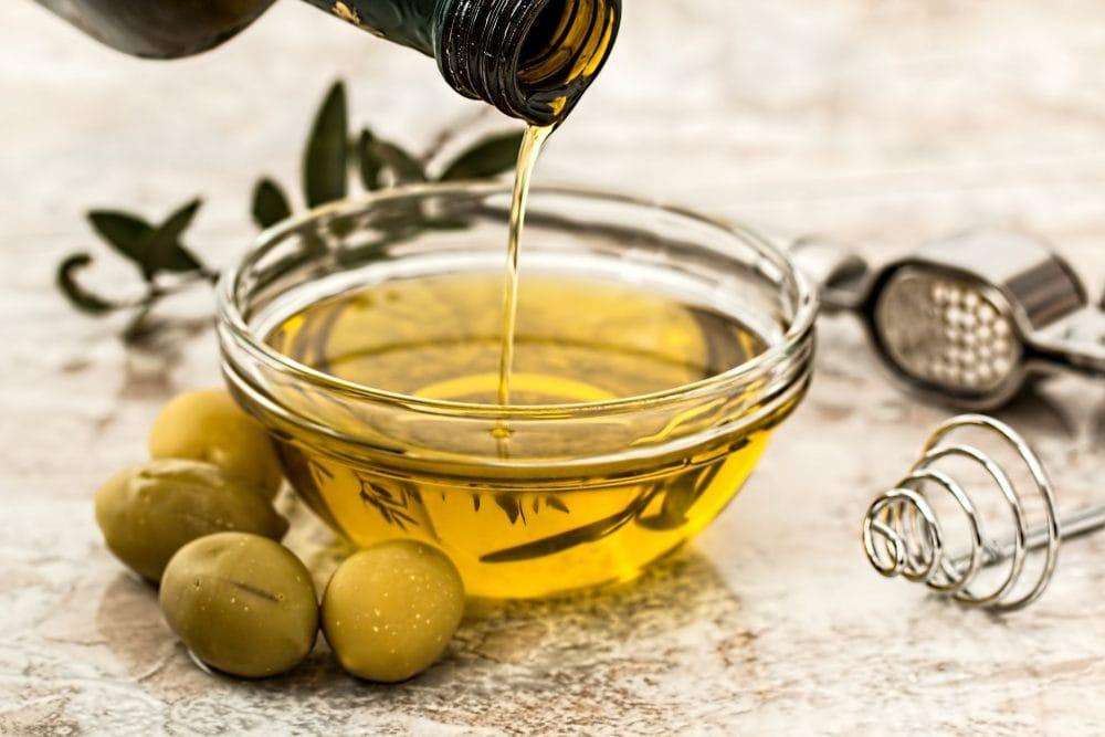 oils for the vegan grocery list