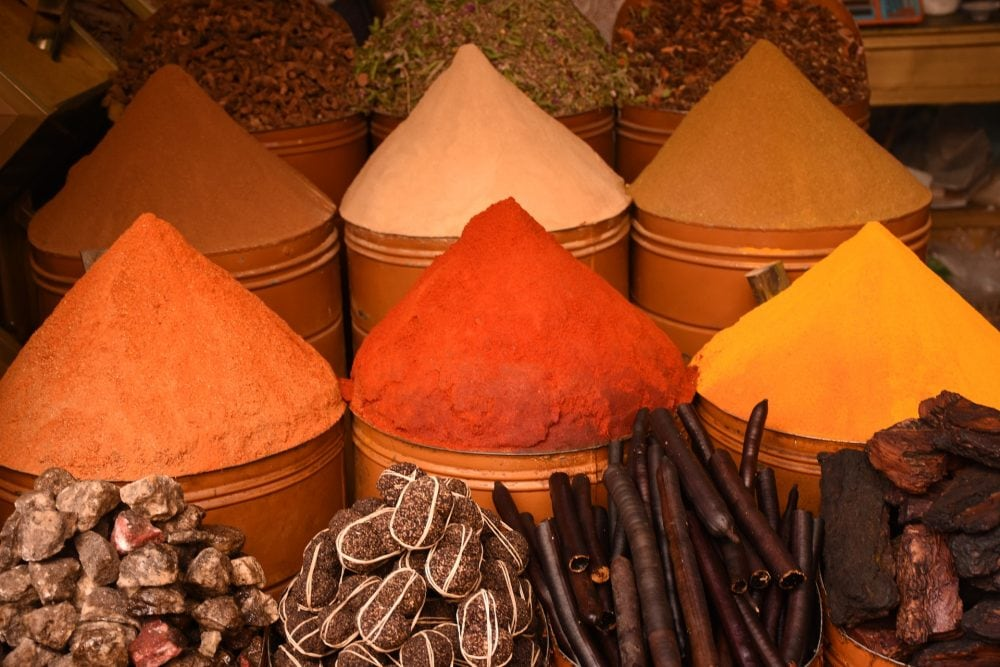 best spices for the vegan grocery list