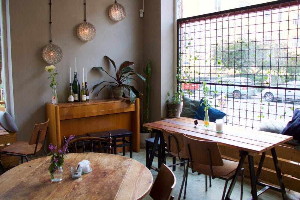 Mineral best vegan restaurant in Malmo