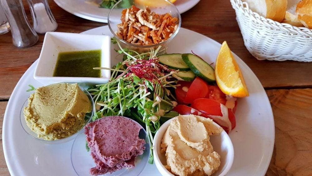 Cafe Mlynk - Best Vegan Brunch in Krakow