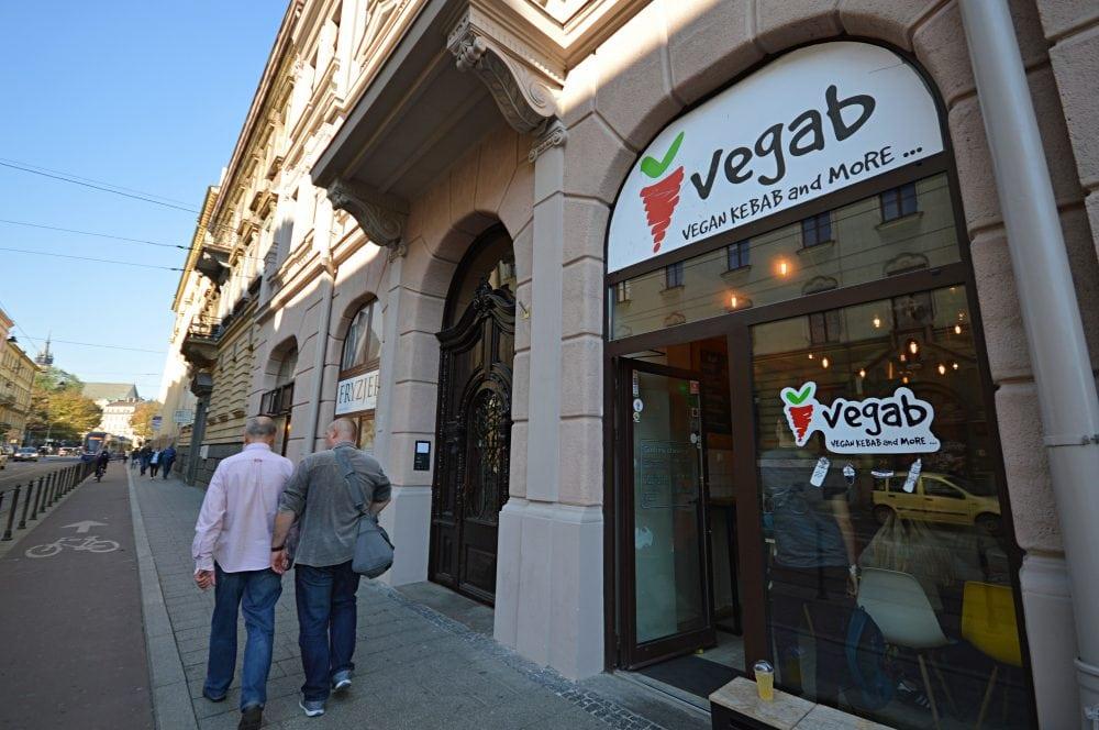 Vegab Restaurant in Krakow