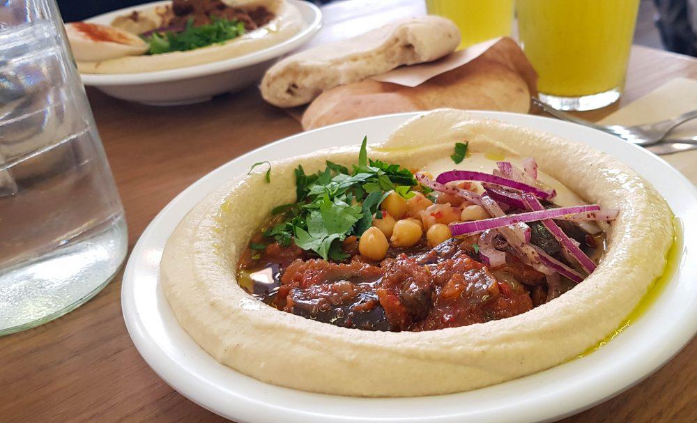Chiche Vegan Hummus in Paris