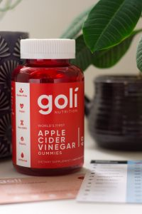 Goli Vegan Gummies - Apple Cider Vinegar