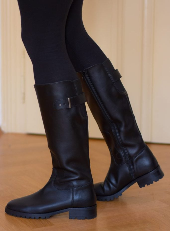 vegan boots from Will's Vegan Shoes
