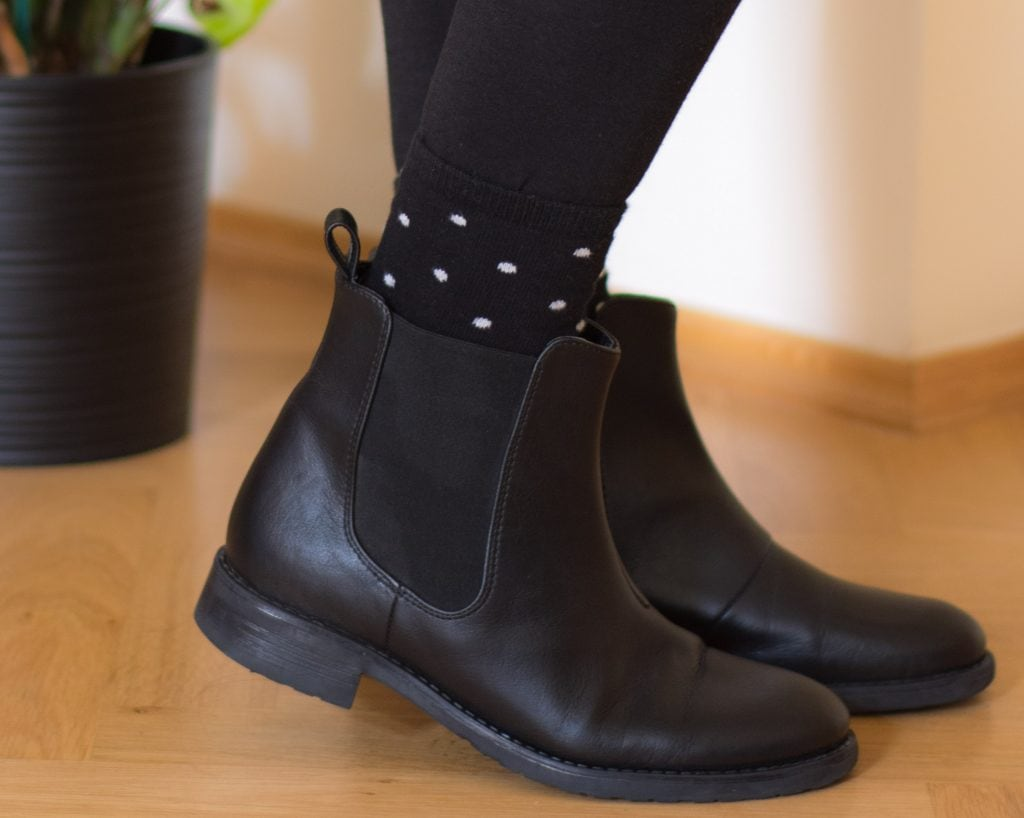 will's vegan shoes - chelsea boots