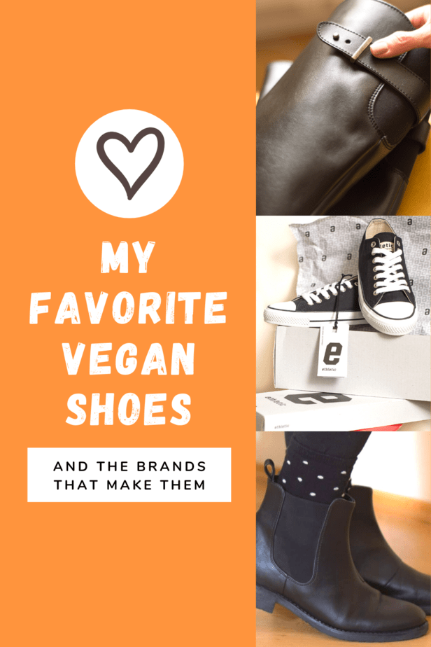 Looking for a new pair of vegan shoes? These brands have you covered! Boots, sandals, sneakers, and heels...OH MY! The is something for everyone, and they're all vegan!