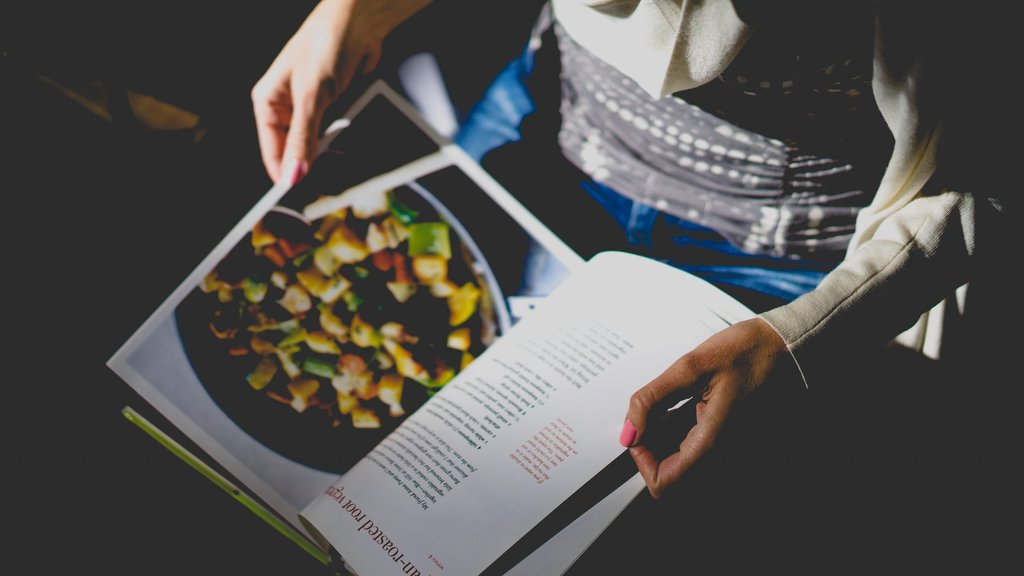 Awesome Vegan Cookbooks