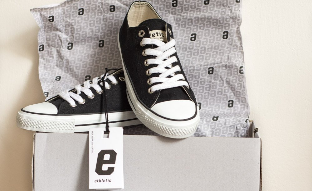 Ethletic Vegan Sneakers - European vegan brand