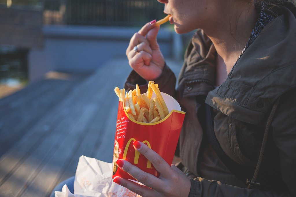 some french fries are not vegan