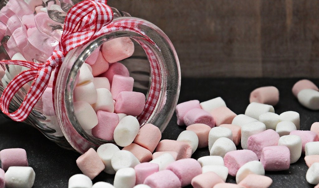 why marshmallows aren't vegan