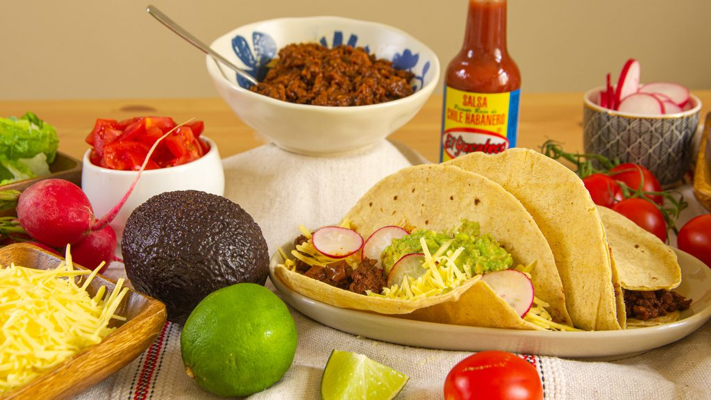 Easy Vegan Taco Meat Recipe