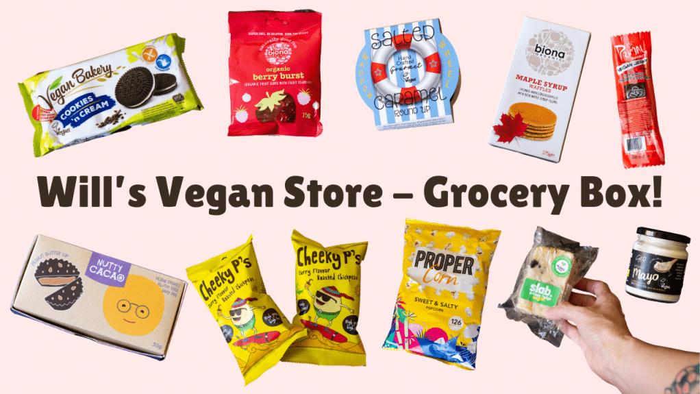 Will's Vegan Store - Vegan Groceries Online