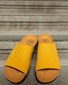 Good Guys Don't Wear Leather Vegan Sandals