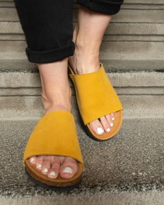 Vegan Sandals from Good Guys Don't Wear Leather