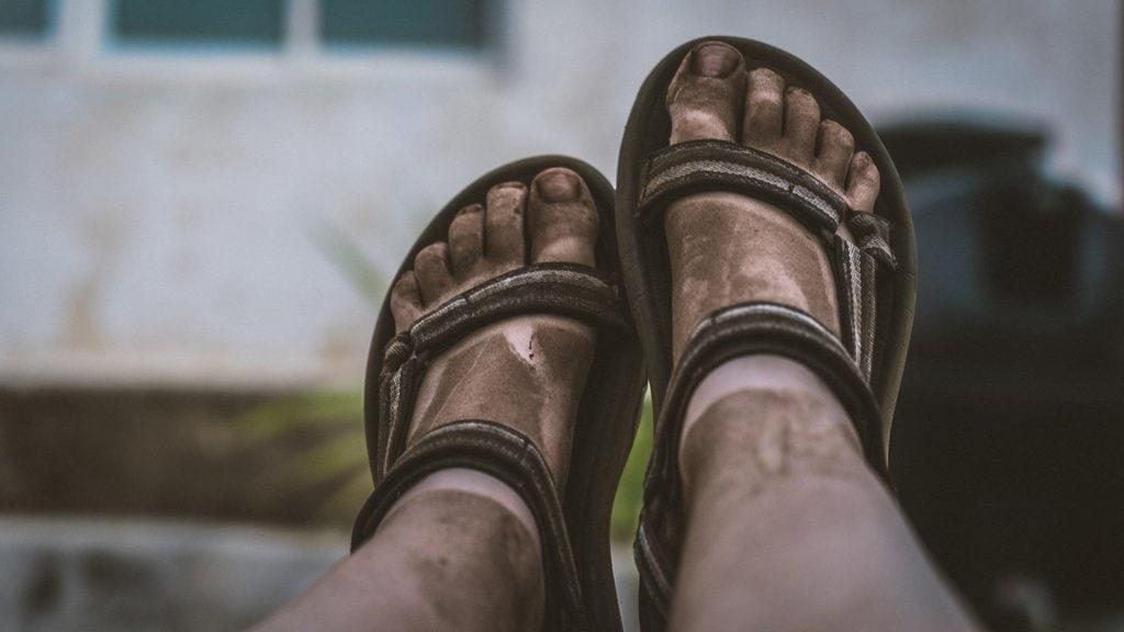 TEVA Vegan Sandals