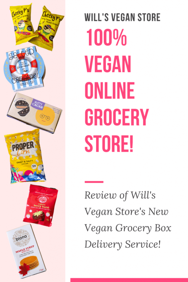 Will's Vegan Store (of Will's Vegan Shoes) has launched a new vegan online grocery store where you can get all kinds of vegan snacks, pantry items, drinks, vegan meats, and lifestyle products delivered right to your door! So, I ordered a bunch of sweet and savory snacks to give it a try. Here's my review.