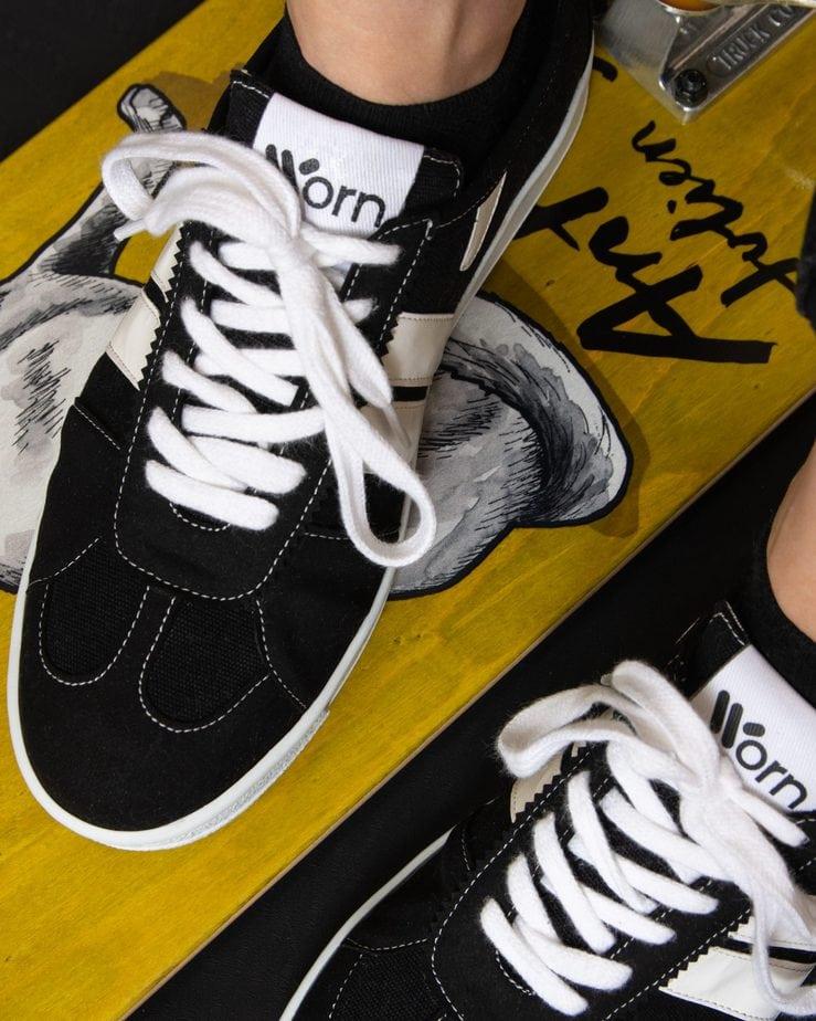 Worn Vegan Shoes