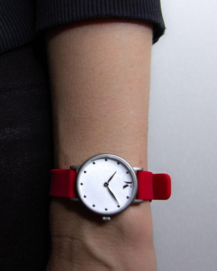 Ksana Silicon Watch