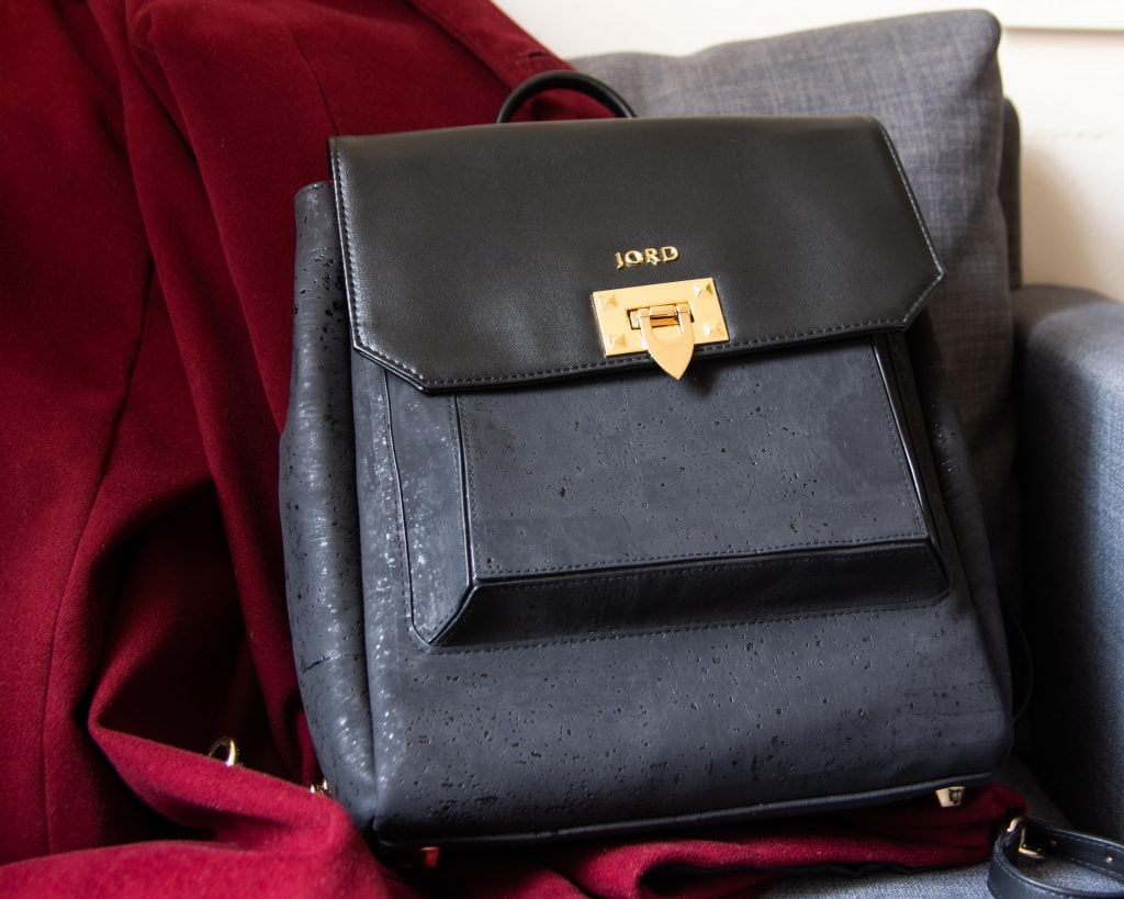 Vegan Cork Bag from JORD