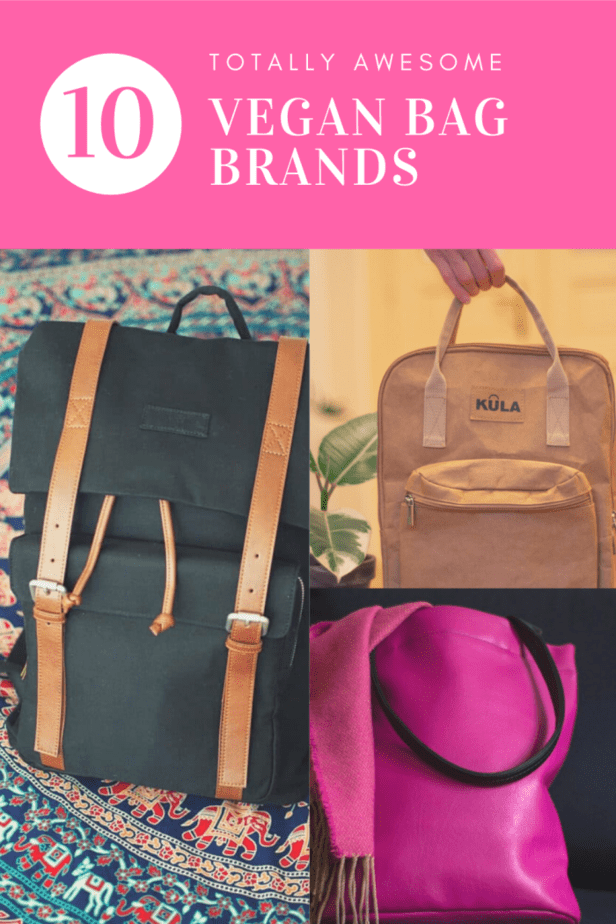 Vegan Bags Guide and Brands