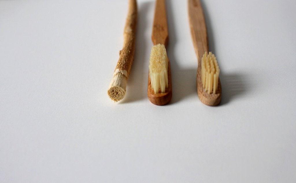 Zero Waste Gift Basket - Tooth Brushes