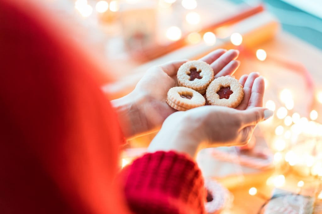 Czech Vegan Gingerbread Cookies