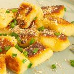 Plated Vegan Gnocchi Recipe