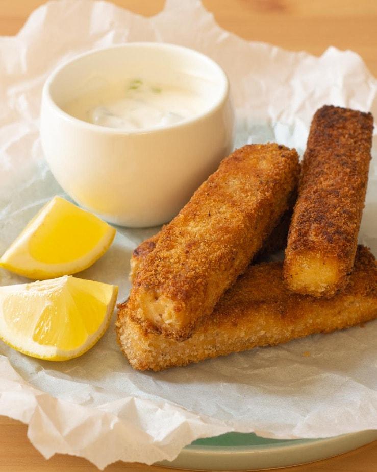 Vegan Fish Sticks