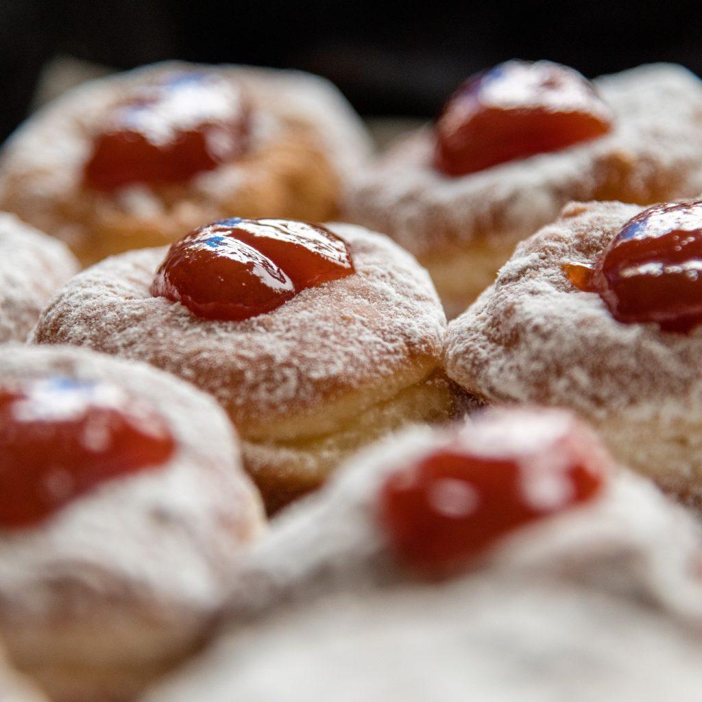 Vegan Cakes in Melbourne - Australian Jam Donuts