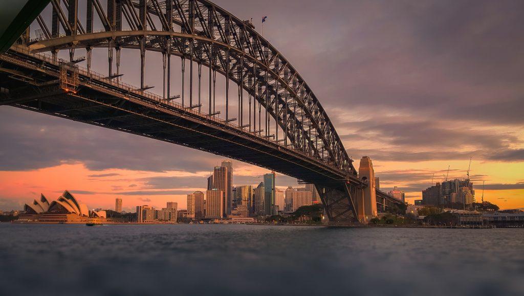 Vegan Restaurants in Sydney - Sydney Harbour Bridge