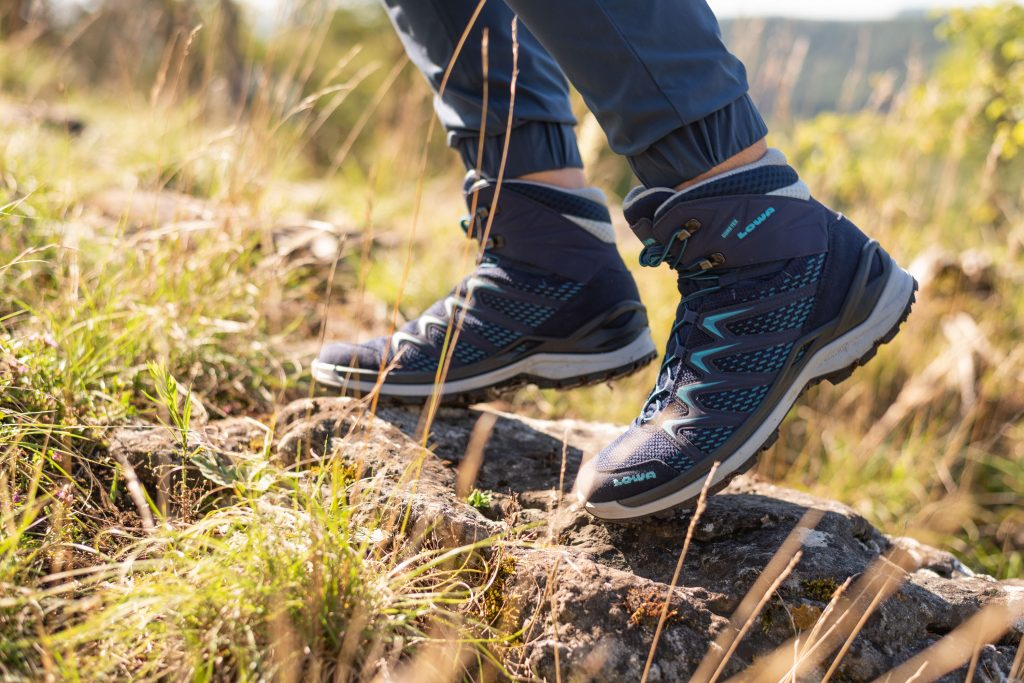 LOWA vegan hiking boots